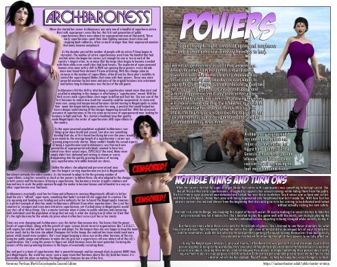 Encyclopedia Archbaroness